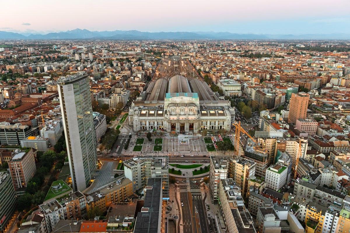 Milano stazione centrale al via riqualificazione di - Da porta garibaldi a milano centrale ...