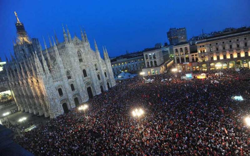 Milano: duomo accordo per la nuova illuminazione esterna imprese