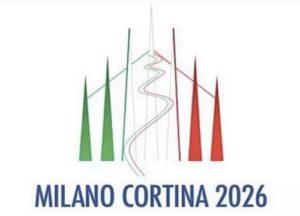 Olimpiadi: il logo di Milano-Cortina 2026