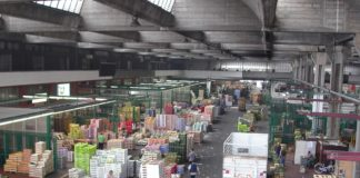 Mercati generali Milano